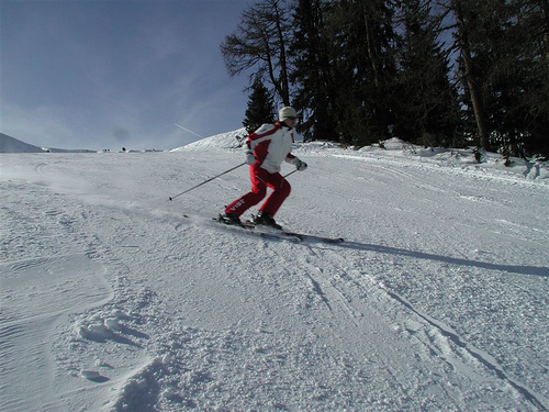 Russia: Ural.  Alpine skiing tours. tour selection.